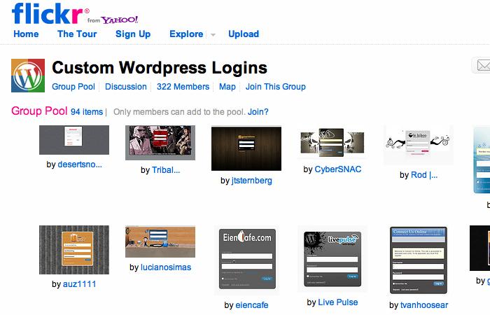 プラグインを使わずにWordPressログイン画面を変更(カスタマイズ)する方法
