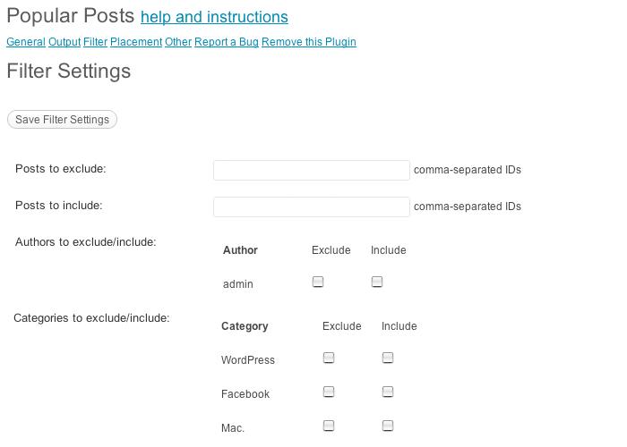 「Popular Posts」プラグインを利用してサムネイル付きでWordPressで人気記事を表示させる方法