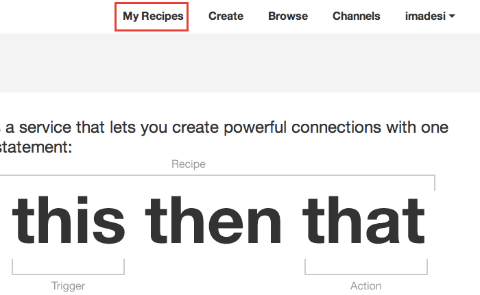 IFTTTで WordPressの投稿記事をTwitter に連携させる方法