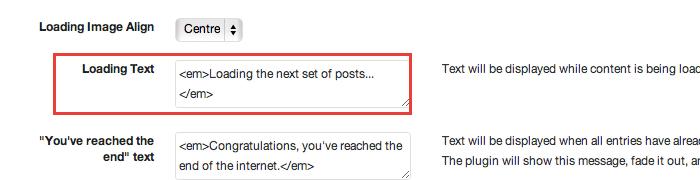 「Infinite-Scroll」プラグインを利用して、ページ送りなしでブログ記事を表示(無限スクロール)させてみた